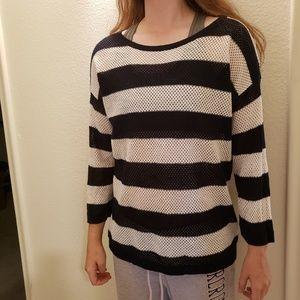 Jones New York knit sweater top